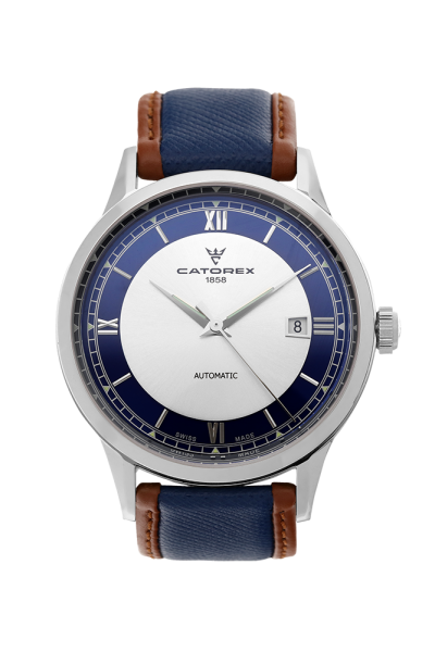 HERITAGE Vintage II Silver Blue | Limited Edition : 158 pcs