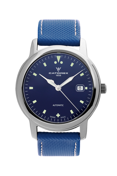 ATTRACTIVE Automatic 40 Blue