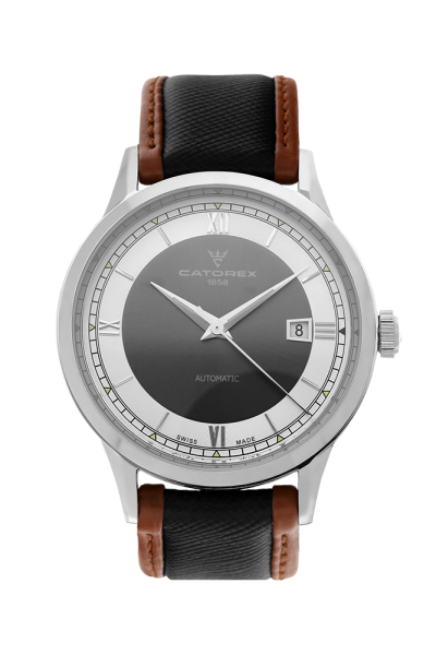 HERITAGE Vintage II Anthracite Silver   Limited Edition : 158 pcs