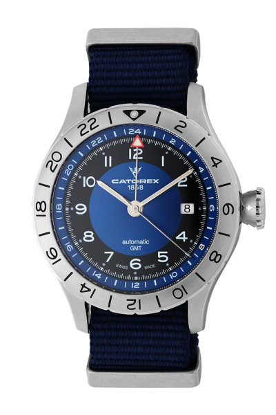 VOYAGER GMT 42 Blue