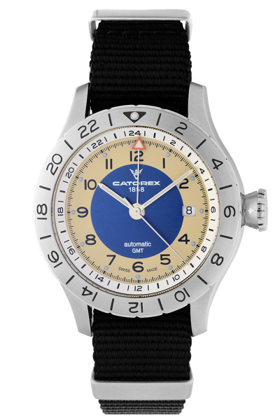 VOYAGER GMT 42 Blue Ivory