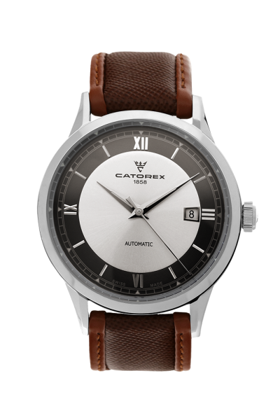 HERITAGE Vintage II Silver Black | Limited Edition : 158 pcs