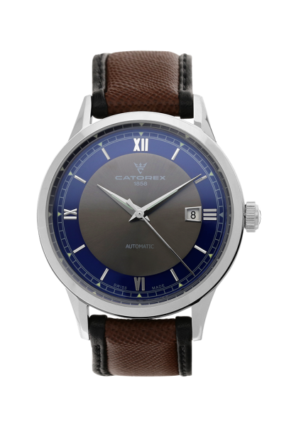 HERITAGE Vintage II Anthracite Blue | Limited Edition : 158 pcs